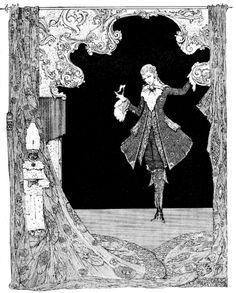 Page 87 illustration from Fairy tales of Charles Perrault (Clarke,1922).