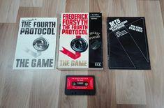 Frederick Forsyth - The Fourth Protocol (C64) #commodore #videogames