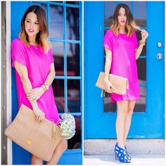 More looks by Raquel Cañas: http://lb.nu/raquec #chic #preppy #street #fashion #streetstyle #spring #outfit #mom #colorblock