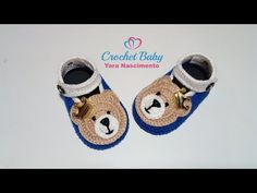 Crochet Bebe, Crochet For Boys, Crochet Baby Booties, Doll Shoe Patterns, Baby Shoes Pattern, Baby Boy Shoes, Kid Shoes, Cute Cat Wallpaper, Doll Shoes