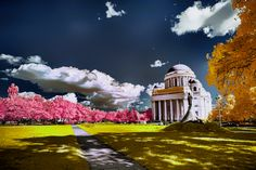 Infrared Photography, Clouds, Outdoor, Outdoors, Outdoor Games, The Great Outdoors, Cloud