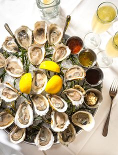 It's New York #OysterWeek and Blue Fin, Blue Water Grill, Atlantic Grill and Ocean Grill are participating! Have you tried our special oyster dishes yet? #oysterhood #oysters