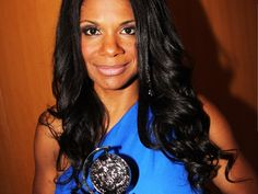 Five-Time winner Audra McDonald of PORGY AND BESS poses with her Tony