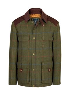 McMahon Tweed Jacket in Northumberland Tweed | Jack Murphy - Irresistible Irish Country & Lifestyle Clothing & Accessories