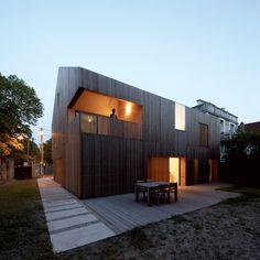 Maison 2G | Avenier Cornejo Architectes | Orsay, France | 2012