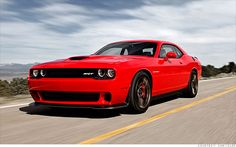 Buckle up! 2015 Dodge Challenger Hellcat will have 707 horsepower!