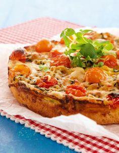 Italialainen vihannesvuokaleipä | Kodin juhlat | Pirkka