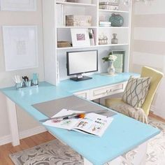 30 Chic Workspaces From Pinterest And Instagram