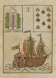 Primal Lenormand- Ship