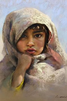 Javad Soleimanpour was born in 1965 in Tabriz, Iran. Known for his paintings in pastel technique, as an artist, Javad Soleimanpour is self-taught. Currently, he lives in Turkey. Since 1998, the Seven Art Gallery in Istanbul began to regularly provide space for personal exhibitions of the artist.