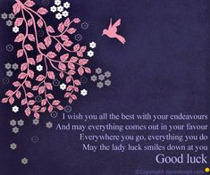 10 best good luck card images on pinterest good luck cards best