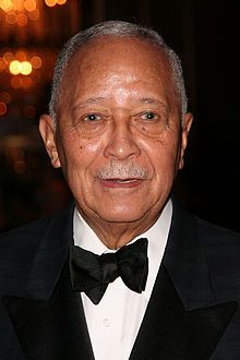 David Norman Dinkins (born July 10, 1927) is a former politician and Mayor of New York City from 1990 to 1993. He was the first and is, to date, the only African American to hold that office.