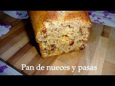 YouTube Cupcakes, Banana Bread, Make It Yourself, Empanadas, Desserts, Food, Youtube, Raisin Bread, Bread Recipes