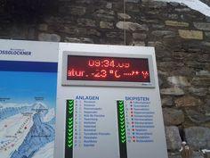 It was freezing cold! #Heiligenblut #Carinthia #Austria