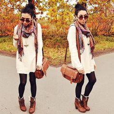 cozy fashion 1 I feel so COZY right now photos) Winter Looks, Fall Looks, Casual Outfits, Cute Outfits, Fashion Outfits, Womens Fashion, Fall Winter Outfits, Autumn Winter Fashion, Fall Fashion
