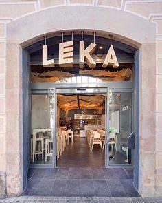 Restaurante LEKA Barcelona