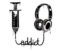 My addiction is not drugs. My addiction is music I Love Music, Music Is Life, Music Music, Music Lyrics Art, Mcr Lyrics, Hard Music, Music Logo, House Music, Dance Music