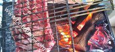 Staan Ribbetjie | Boerekos – Kook met Nostalgie Braai Recipes, Rump Steak, South African Recipes, Types Of Food, Nostalgia