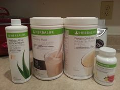 I'm a week in! #fitness #health #exercise #protein #results #HERBALIFE