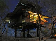 8 Vacation Rentals Where You Can Spend the Night in the Trees : Condé Nast Traveler