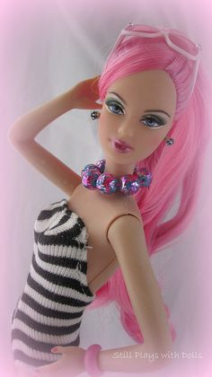 Katy Perry Debut by Still Plays With Dolls, via Flickr