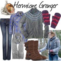 Hermione Style !! <3