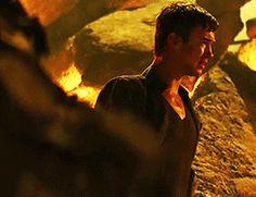 Tom Wisdom as Michael in Dominion
