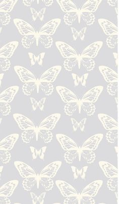 Removable Wallpaper Peel and stick wallpaper butterfly wallpaper grey wallpaper nursery wallpaper nursery decor Self adhesive Butterfly Wallpaper Iphone, Iphone Background Wallpaper, Aesthetic Iphone Wallpaper, Screen Wallpaper, Aesthetic Wallpapers, Grey Wallpaper Nursery, Kids Wallpaper, Trendy Wallpaper, Fabric Wallpaper