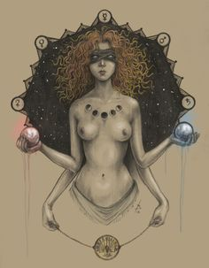 artparasite: Cosmically Conscious, Babs Webb / Sacred Geometry <3