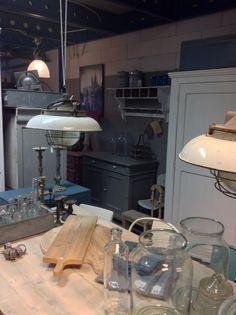 Industriele lampen