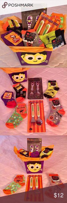 youth halloween socks