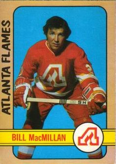 1972-73 O-Pee-Chee #98 Bill MacMillan Hockey Cards, Baseball Cards, Trading Cards, Nhl, 1930s, Picture Cards, Collector Cards