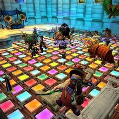 New Year's Eve Party in Stormwind! New Years Eve Party, World Of Warcraft, New Years Party