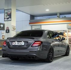 """Its time to refuel the beast Mercedes-AMG ( ) Powered by the """"new"""" twin-turbo biturbo engine with and of torque 0 - 100 km/h in only 34 seconds Handcrafted by my friend Michael Kübler in Germany Affalterbach - the Home of Driving Performance Photo Mercedes Benz Amg, Mercedes Auto, Mercedes Benz Canada, Benz Car, Supercars, Dream Cars, Automobile, Merc Benz, Mercedez Benz"""