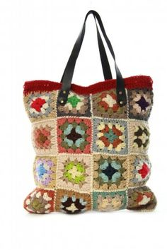 Knitted bags!