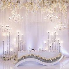 1,300 отметок «Нравится», 29 комментариев — Владимир Кытин (@vladimir_nebodecor) в Instagram: «Как создавали президиум на свадьбе #thesoundsoflove Высота 5 м., ширина 6 м., глубина 3 м. Декор…»