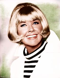 """Doris Day in """"The Glass Bottom Boat"""""""