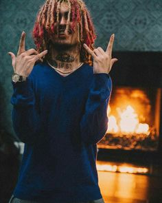 I wanna meet him ♥Lil Pump♥