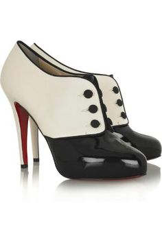 Christian Louboutin Esoteri 120 Ankle Boots