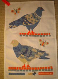 Emma Bridgewater pigeon tea towel $14.99