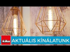 (207) Aktuális kínálatunk - Lámpák | Kika Magyarország - YouTube Light Bulb, Lighting, Youtube, Home Decor, Bulb Lights, Homemade Home Decor, Lights, Bulb, Lightning