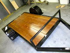 Fenders N More, a division of Wolfe Industries, has been involved with the manufacturing of trailer fenders and related products for more than three decades. Trailer Plans, Trailer Build, Car Trailer, Utility Trailer, Teardrop Trailer, Atv Trailers, Custom Trailers, Cycle Carrier, Homemade Trailer