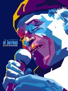Al Jarreau in WPAP