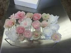 Image result for wafer paper flowers