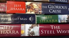 One of my favorite genres to read is historical fiction, and in that genre, Jeff Shaara tops the list of my favorite authors. He is a prolific writer, covering American military history from the A…