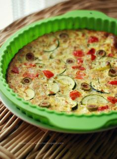 The best and the lightest frittata ever!
