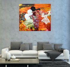 Soul by Huseyin Ak   Tuval üzerine Yağı Boya / #Oiloncanvas   Günün Eseri / #Art of The Day by Huseyin Ak   #arte #painting #gallery #contemporary #kunst #sanat #modernart #curator