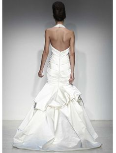 Kenneth Pool Stefania K420 Wedding Dress Back: Find it for much less at www.yourdreamdress.com
