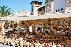 Mallorcan market of crafts Enjoy your holidays in Spain. Taylor Wimpey Spain: Properties for sale in Mallorca, Costa Blanca and Costa del Sol