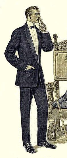 Smoking (italiano) Dinner jacket (inglese) Tuxedo (americano)